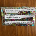 Colorful Quote Box